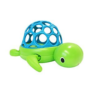 Oball Wind 'N Swim Turtle Bath Toy