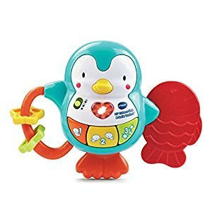 VTech Baby Lil' Critters Sing and Smile Teether