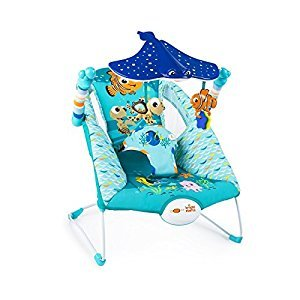 Disney Baby Finding Nemo See & Swim Bouncer