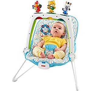 Fisher-Price Shakira First Steps Collection Musical Friends Bouncer