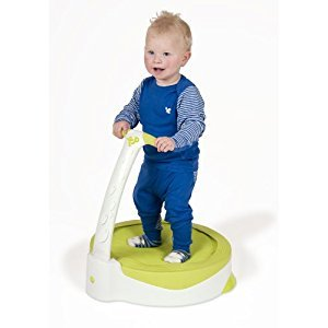TP Activity Baby Bubble Bouncer, Lime/White