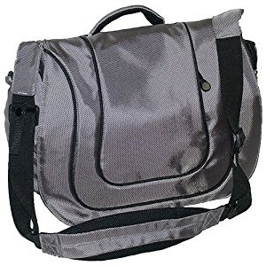 Jolly Jumper Stockholm Diaper Messenger Bag - Grey