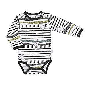 Moomin Happy Jump - Newborn - Baby - Boys - Girls - Romper - Bodysuit - Jumpsuit - Sleepsuit - Long Sleeves (86 - 18-24 month)