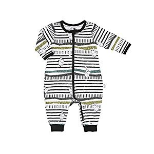 Moomin Happy Jump - Newborn - Baby - Boys - Girls - Sleepsuit - Romper - Bodysuit - Jumpsuit - Pyjamas - Long Sleeves (80 - 15-18 month)