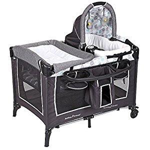 Baby Trend Go-Lite ELX Nursery Center Play Yard - Drip Drop