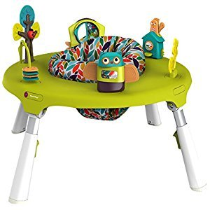 Oribel PortaPlay Convertible Activity Center, Green