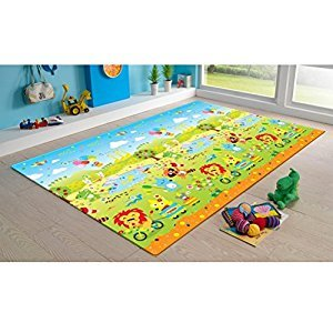 Proby Eco Friendly Play Mat-Funnimal M 71