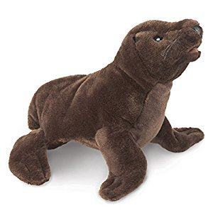 Folkmanis Puppets Sea Lion Pup Hand Puppet