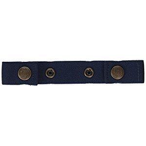Dapper Snapper Toddler Adjustable Belt (Navy)