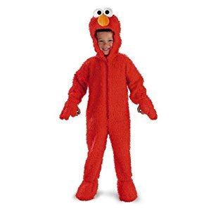 Disguise Costumes Elmo Deluxe Plush