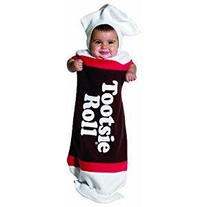 Rasta Imposta Tootsie Roll Bunting, Brown, 3-9 Months