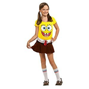 Rubies Costume Co (Canada) SpongeBob Squarepants Spongebabe Costume, One Color, Small