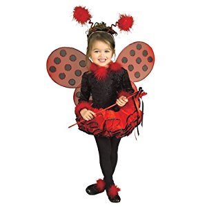 Rubies Costume Deluxe Ladybug-Toddler