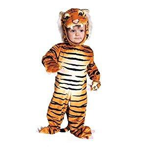 Underwraps Costumes Bengal Tiger Costume X-Large