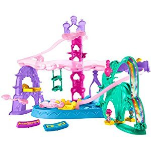 Fisher-Price Nickelodeon Shimmer & Shine, Zahramay Falls Playset