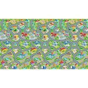 Happyville Smart Mat by PlaSmart - Multi-purpose Play Mat, 78