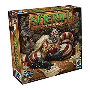 Arcane Wonders AWGDTE01SN Sheriff of Nottingham