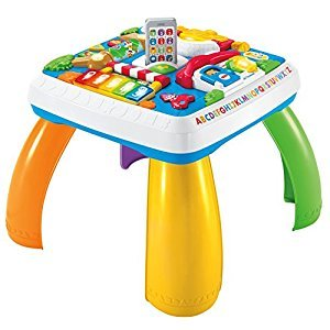 Fisher-Price Laugh & Learn Around the Town Learning Table – French/English