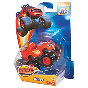Fisher-Price Nickelodeon Blaze and The Monster Machines Vehicle