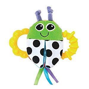 Lamaze Bitty Bit Bug Rattle