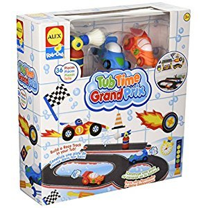 Alex 810W Tub Time Grand Prix Toy