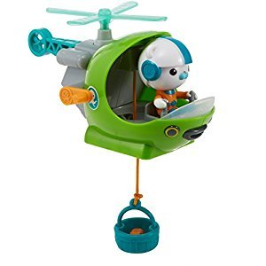 Fisher-Price Octonauts GUP-H and Barnacles