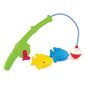 Munchkin Gone Fishin' Bath Toy, Multicolor, 1-Count
