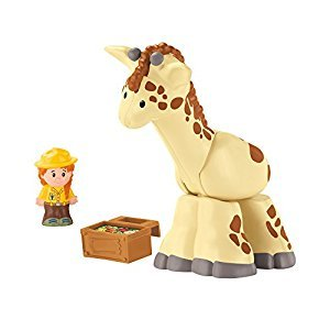 Fisher-Price Little People Giraffe Baby Toy