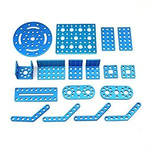 Makeblock Bracket Robot Pack-Blue