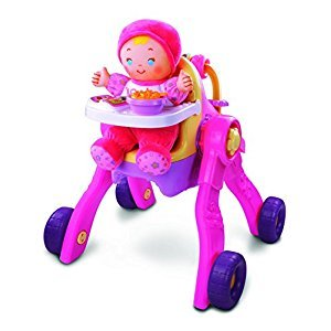 VTech Baby Amaze 3-in-1 Care and Learn Stroller