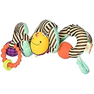 Battat B Wiggle Wrap Baby Toy