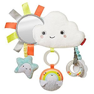 Skip Hop Silver Lining Cloud Stroller Bar Activity Toy