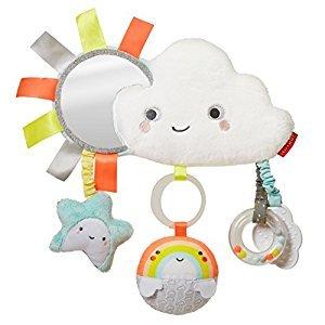 Skip Hop Silver Lining Cloud Stroller Bar Activity Toy