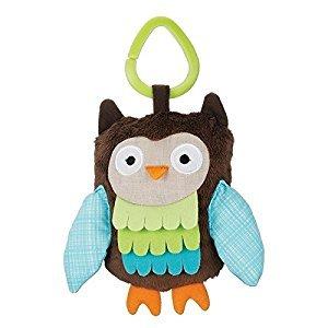 Skip Hop Treetop Friends Stroller Toy (Wise Owl)