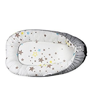 Amyove Newborn Portable Multi-functional Baby Bed Baby Crib Baby Nest