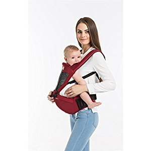 360 All Carry Positions Award-Winning Ergonomic Baby Carrier,