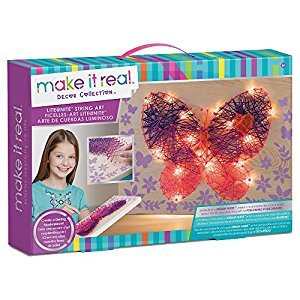 Make It Real Lite at Night String Art - 1501MIR