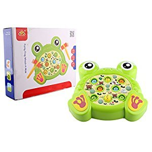 Whack A Mole, XSHION Hammering Pounding Toys for Toddlers Learning Hand Eye Coordination