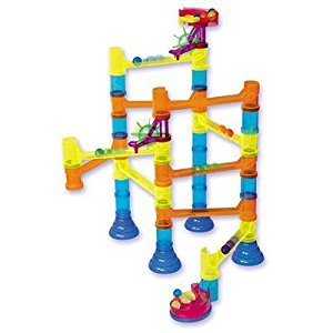 International Playthings Transparent Marble Run