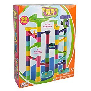 Redbox 55-Piece Marble Run