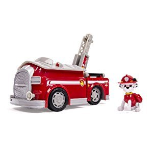 Paw Patrol Nickelodeon, -On A Roll Marshall