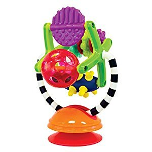 Sassy Teether & Twirl Sensation Station
