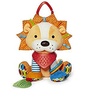 Skip Hop Bandana Buddies Activity Toy, Lion