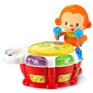 VTech Baby Beats Monkey Drum™