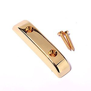 Gold Guitar Bass Thumb Rest Guitar Parts Accessory