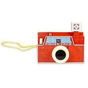 Fisher Price Classics Changeable Picture Disc Camera