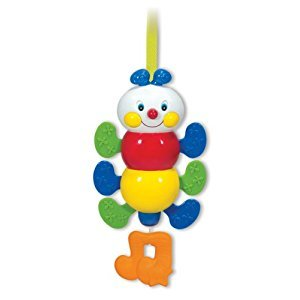 Melissa & Doug Musical Pull and Move Inchworm