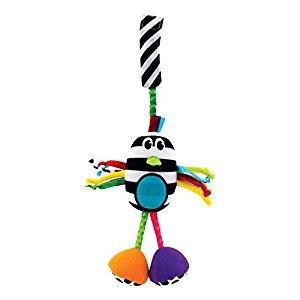Sassy Bobbin' Birdie Baby Toy