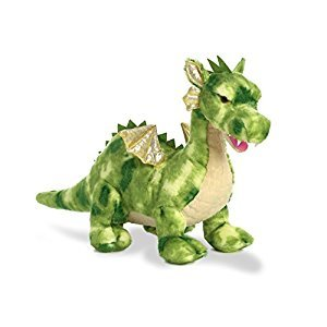 Dragons Vollenth The Green 18-Inch Plush