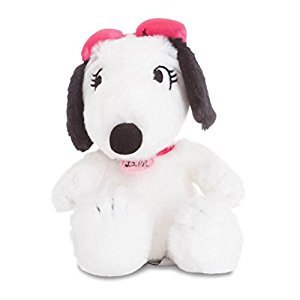 Peanuts 7.5-inch Belle Plush - Snoopy's Sister by Snoopy